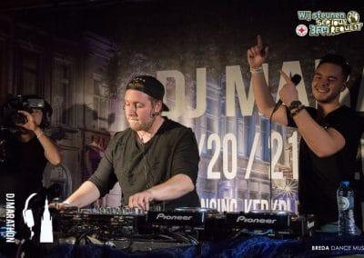 BMCreations - DJ Marathon voor SR16 2