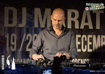 BMCreations - DJ Marathon voor SR16 Ben Liebrand