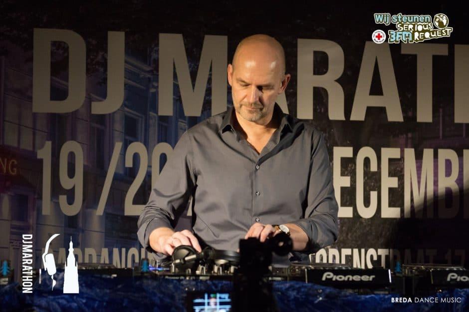 DJ Marathon voor SR16