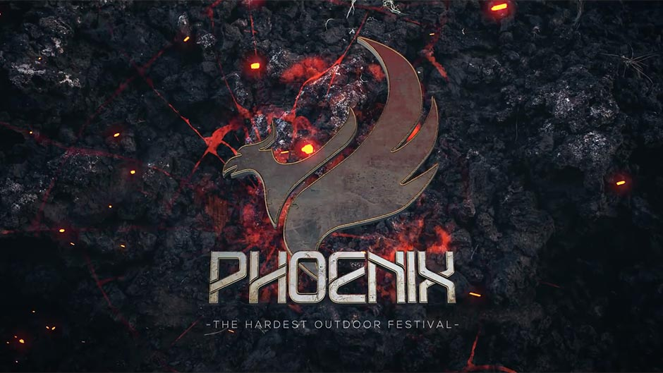 BMCreations - Phoenix festival logo