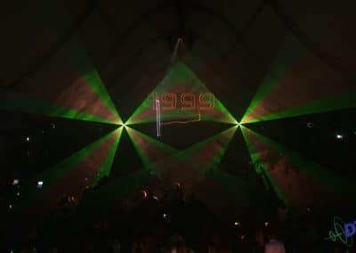 BMCreations - Ten Brinke 115 jaar lasershow