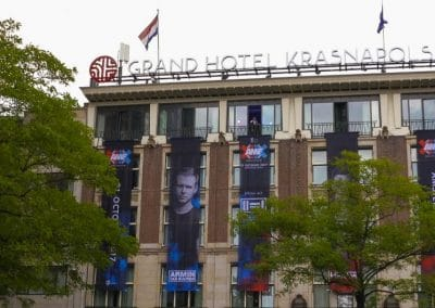 BMCreations - Two = One AMF 2017 Hotel Krasnapolsky