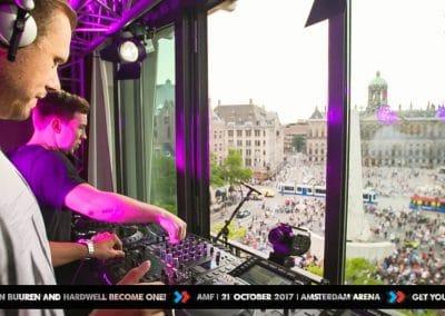 BMCreations - Two = One AMF 2017 Armin van Buuren & DJ Hardwell