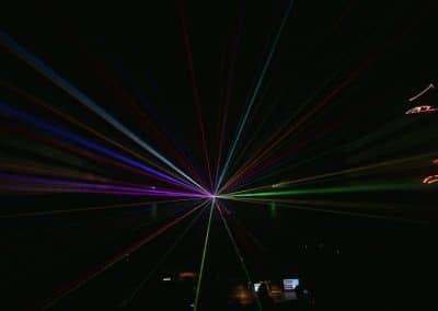 BMCreations - Van Egmond 75 jaar lasershow