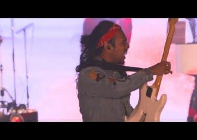 Bmcreations - Pleinfestijn 2018 gitarist