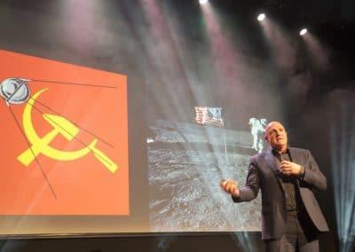 Bmcreations - Vinci Engerie Presentatie Andre Kuipers